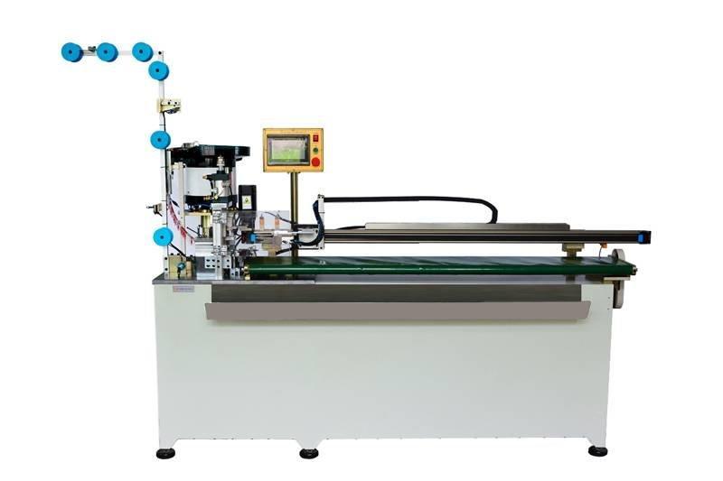 Auto Coil Nylon Zipper Making Machine