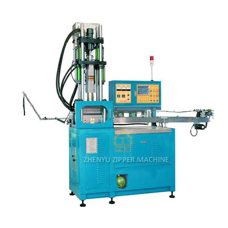 Auto Plastic Zipper Injection Molding Machine (Derlin Teeth Injected Machine) ZY-601R