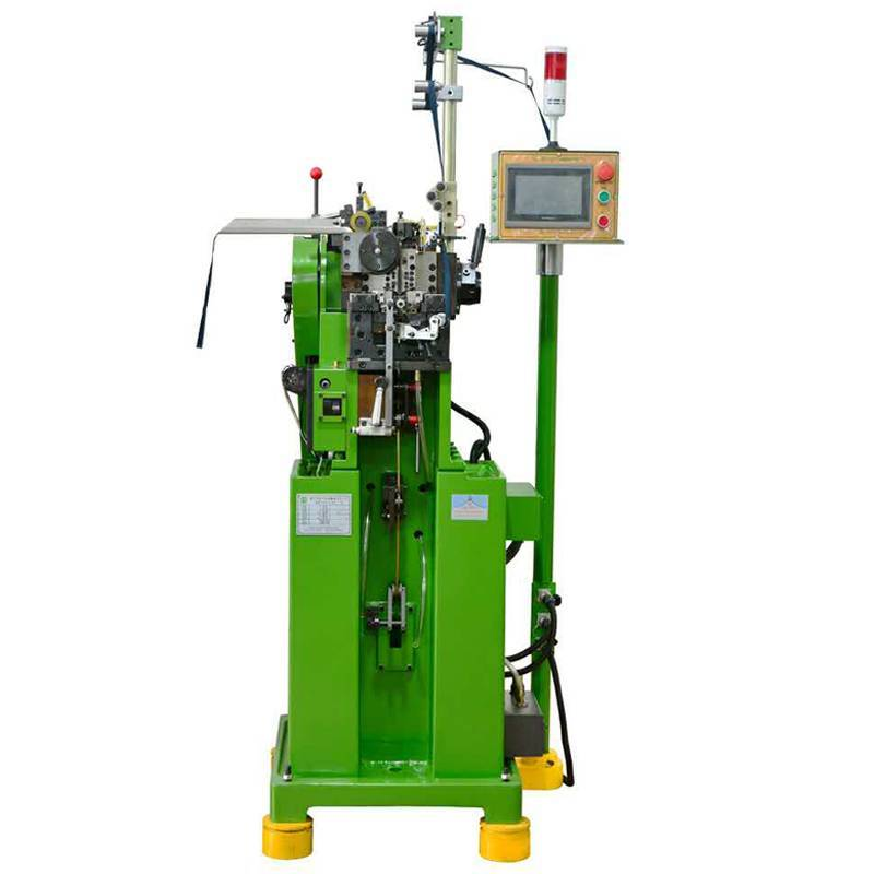 Y Teeth Zipper Making Machine Single Head