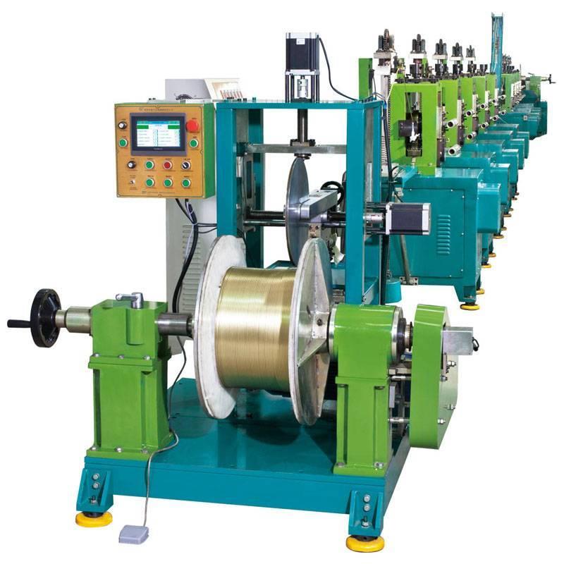 Y Type Brass Wire Drawing Machine ZY-100