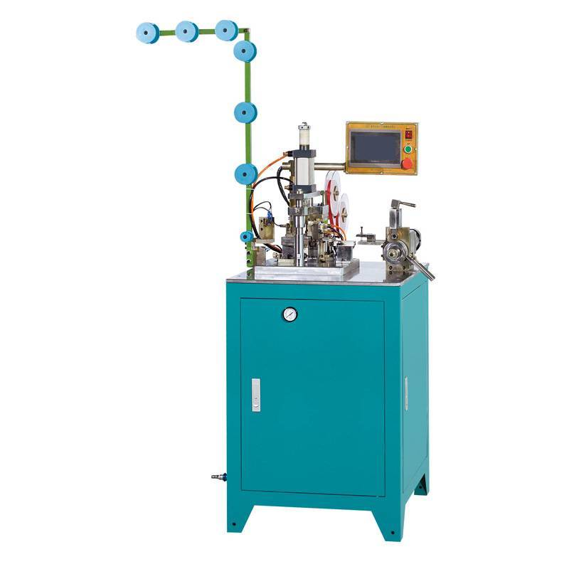 Fully Automatic Zipper Film Sealing (Tape Welding) Machine ZY-201-C