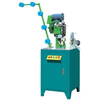 Automatic Metal Bottom Stop Zipper Machine