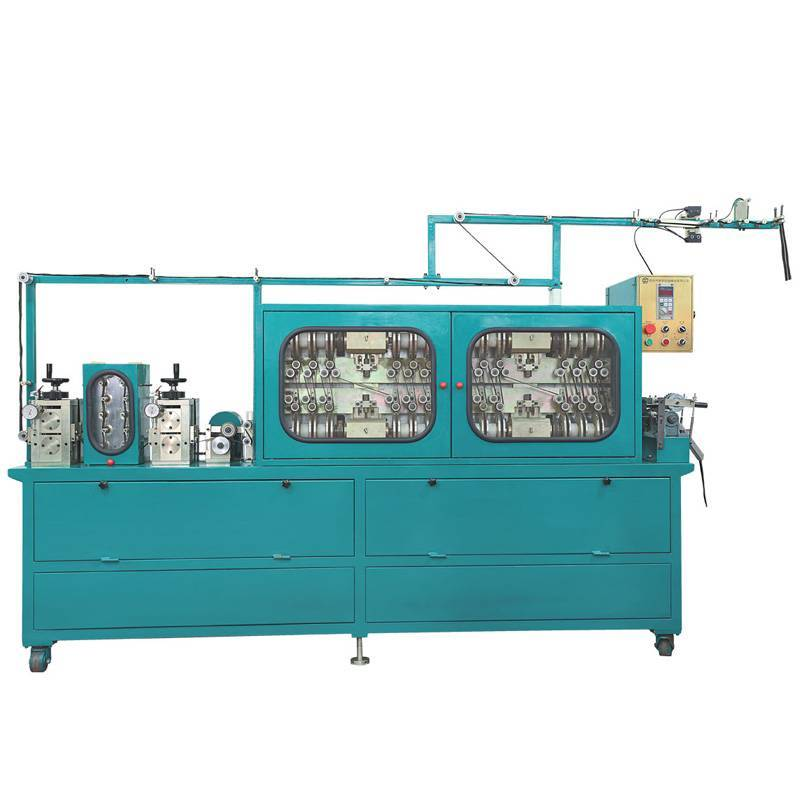 Auto 24 Round Metal Polishing Machine ZY-502M-F