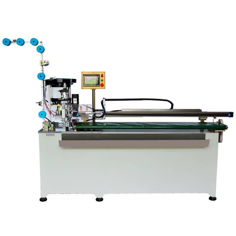 Auto Coil Nylon Zipper Making Machine ZY-709N