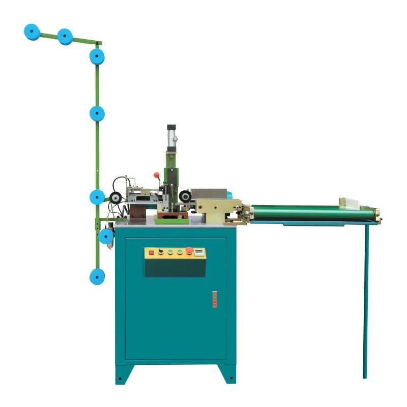 Automatic Air-Operated Zig Zag Cutting Machine ZY-708