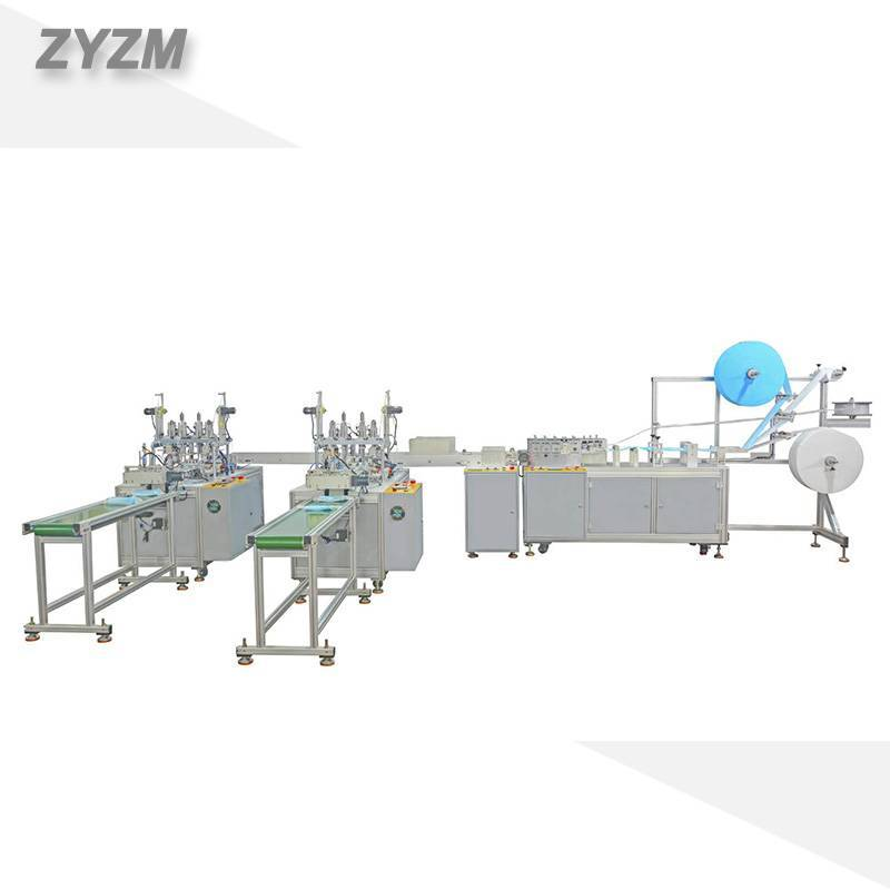 Automatic Mask Making Machine ZY-200