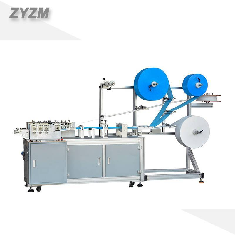 Semi Auto Mask Shaping Machine ZY-200-B