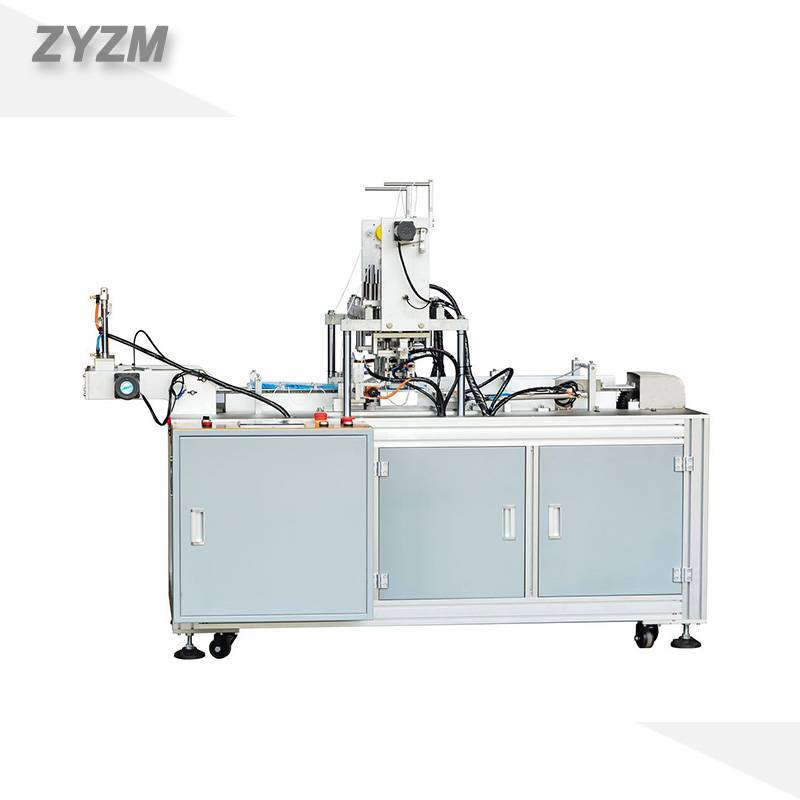 Semi Auto Mask Earloop Welding Machine ZY-200-C