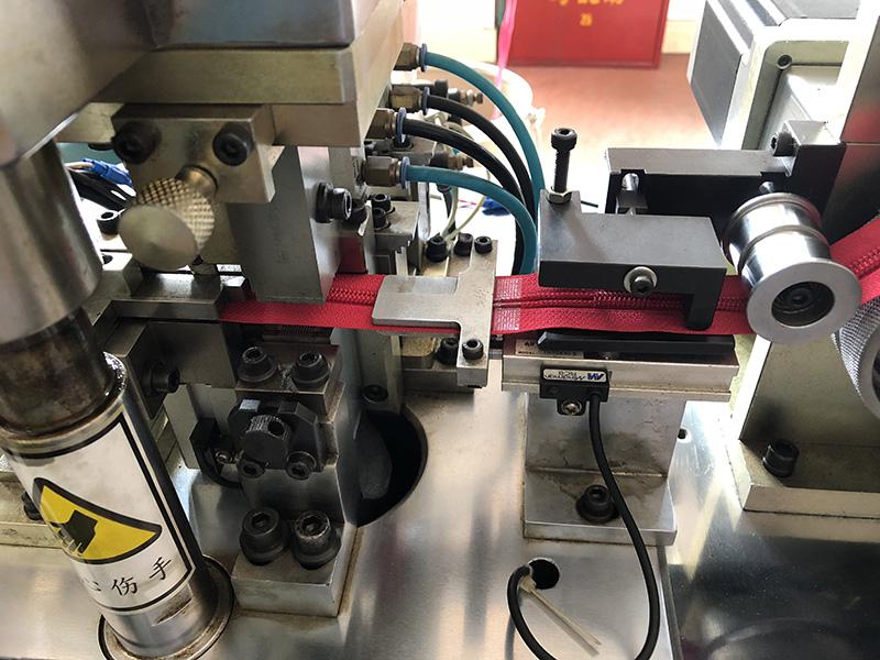 Zhenyu zipper box and pin machine Suppliers for zipper production-2