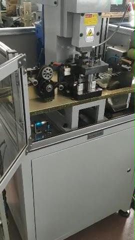 ZY-105M-F AUTO METAL GAPPING MACHINE