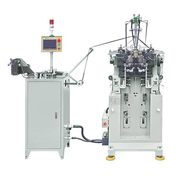 ZY-501M-F  DOUBLE-SIDED METAL Y TEETH MAKING MACHINE