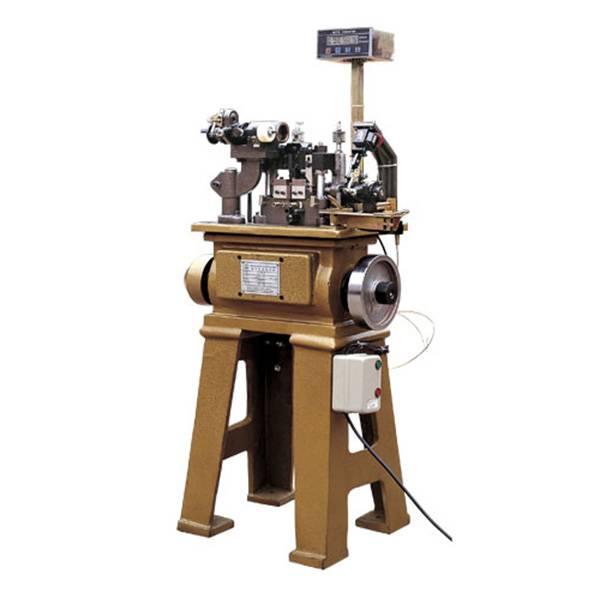 ZY-501M SINGLE-SIDED METAL ZIPPER Y TEETH MAKING MACHINE