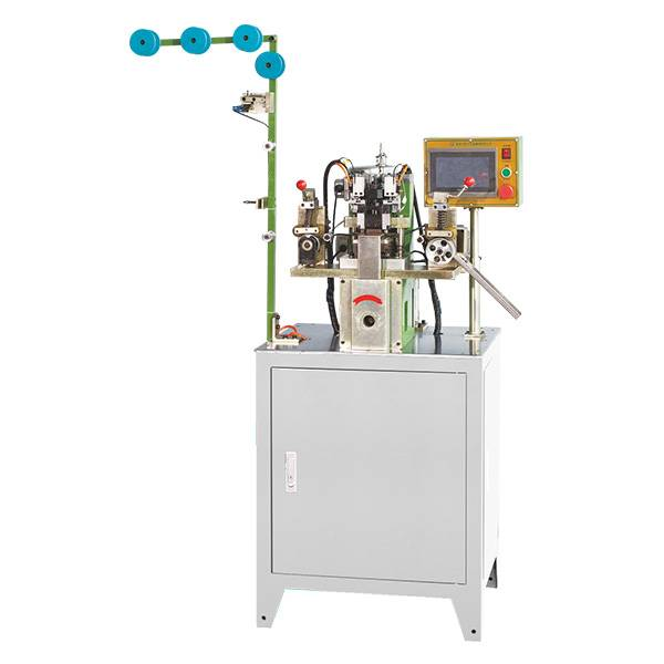 ZY-102N-G Fully Automatic Nylon CNC Gapping & Stripping Machine
