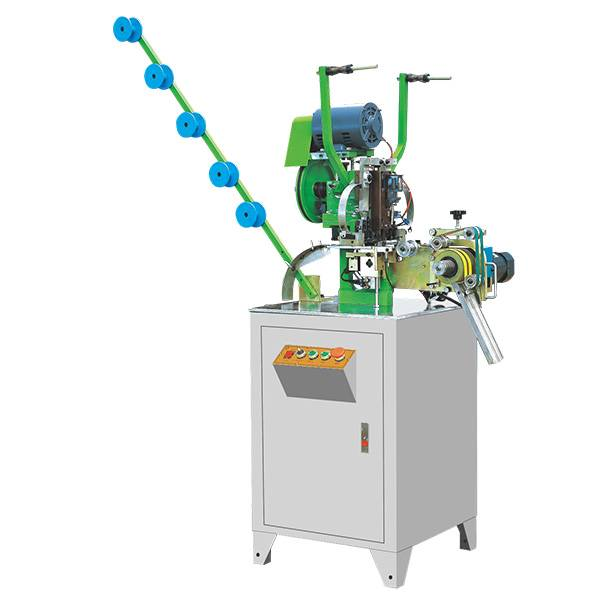 ZY-406N Fully Automatic Nylon Top Stop Machine