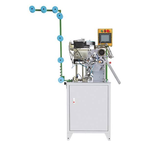 ZY-705R AUTO PLASTIC SLIDER MOUNTING MACHINE