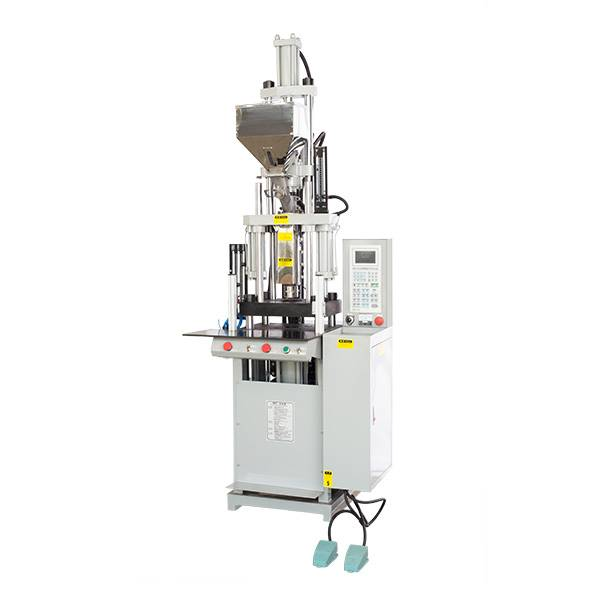ZY-603R semi auto open end injection machine