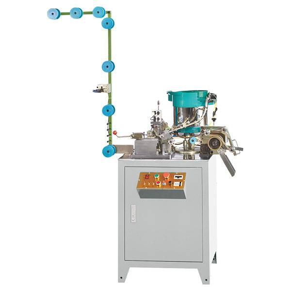 ZY-705 I-B  Fully Automatic Invisible Slider Mounting Machine (II)