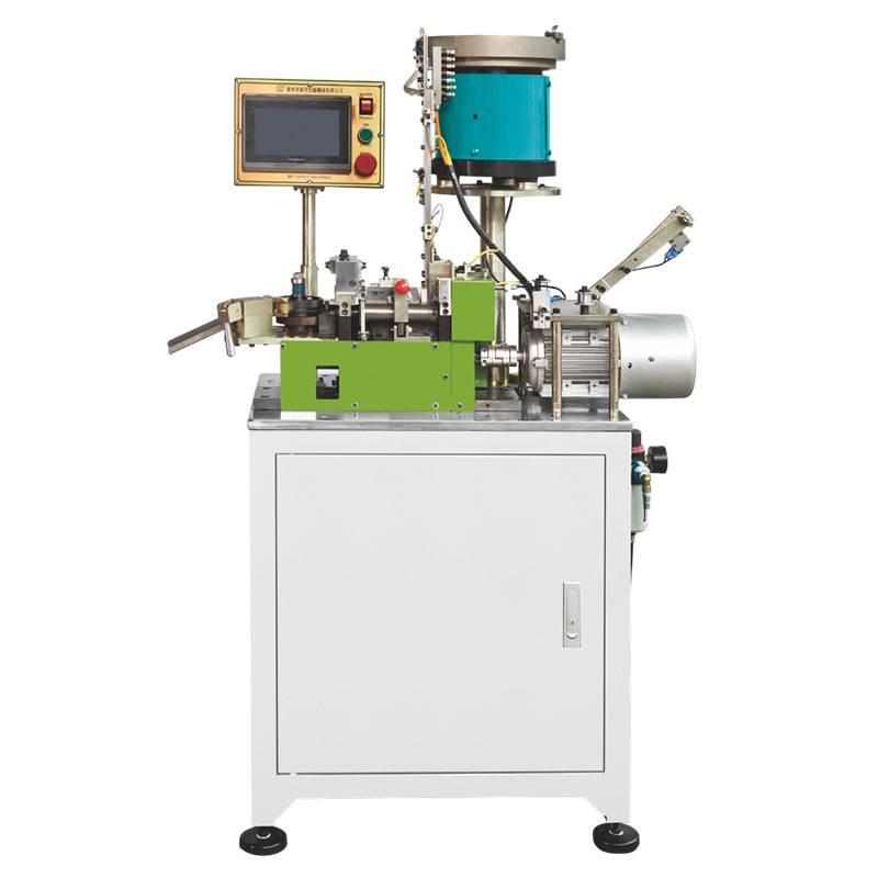 ZY-501M-K High End Metal Zipper Particles Teeth Making Machine