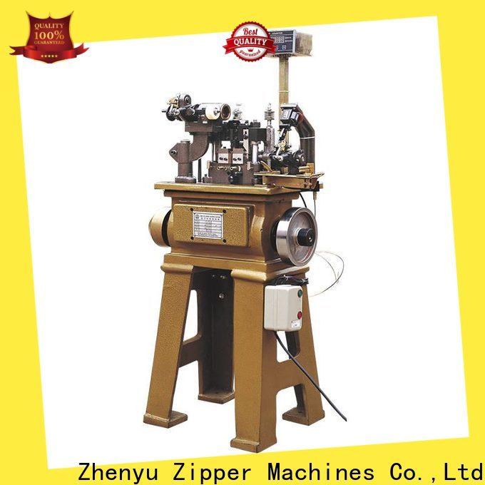 Best zipper stepping machine factory for zipper production