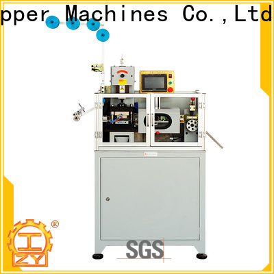Zhenyu coil teeth remove machine manufacturers for apparel industry
