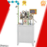 Best plastic gapping machine Suppliers for zipper manufacturer