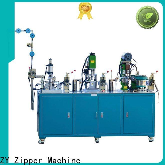 Zhenyu zipper box and pin machine Suppliers for zipper production