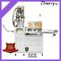 Zhenyu Top precious plastic injection machine Suppliers for zipper setting