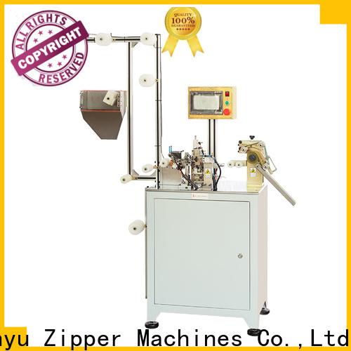 Zhenyu News semi automatic plastic injection moulding machine Supply for molded zipper production