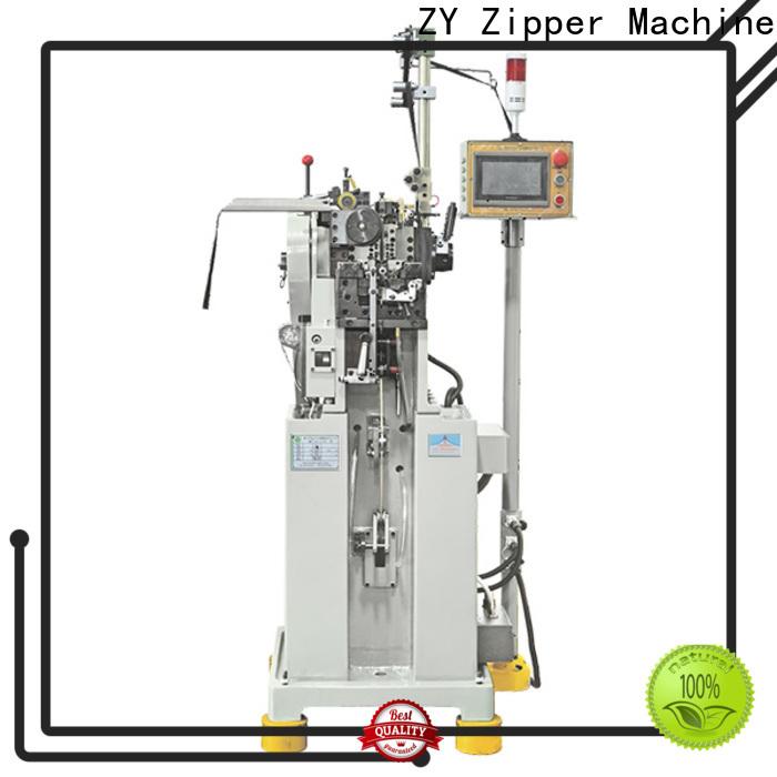 Top metal zipper teeth making machine Supply for zipper production