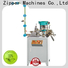 Zhenyu nylon slider mounting machine company for zipper manufacturer