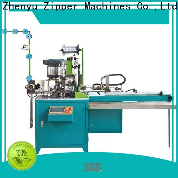 News china fancy slider mounting machine Suppliers for zipper manufacturer