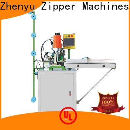 Zhenyu Top zip cutting machine bulk buy for apparel industry