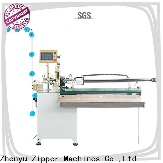 Zhenyu automatic ultrasonic zig zag cutting machine for business for apparel industry