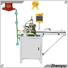 Zhenyu High-quality auto zipper ultrasonic cutting machine Supply for zipper production