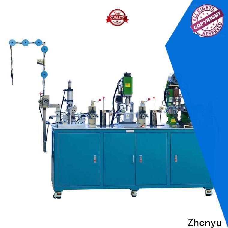 Zhenyu Wholesale nylon zipper making machine bulk buy for zipper manufacturer