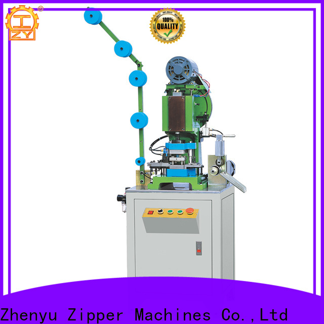 Custom nylon punching machine for business for apparel industry
