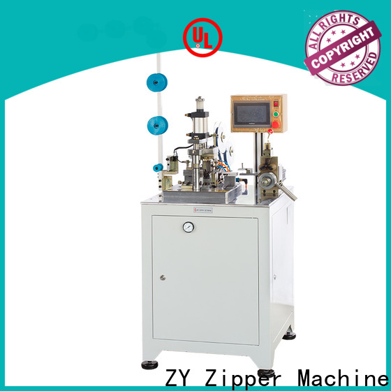 Zhenyu Wholesale china nylon film welding zipper machine bulk buy for zipper manufacturer