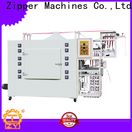Wholesale automatic ironing machine for business for zipper manufacturer