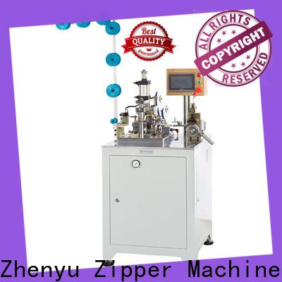 Zhenyu Custom zipper tape machine factory for zipper manufacturer